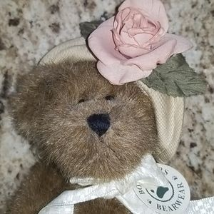 """Lynette Bearlove"" Boyds Bear"